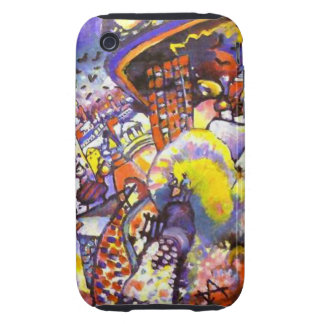 Kandinsky - Moscow I Tough iPhone 3 Cover