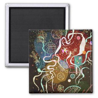 Kandinsky Movement I Magnet