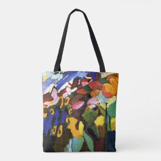 Kandinsky - Murnau Garden-1909 Tote Bag
