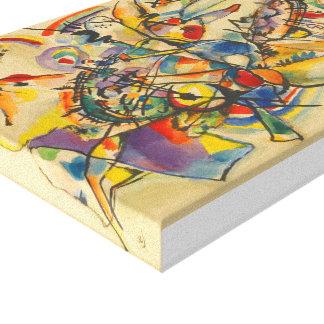 Kandinsky: OHNE TITEL (UNTITLED) Canvas Print