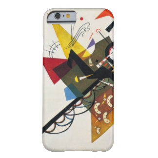 Kandinsky On White Two Abstract Painting Barely There iPhone 6 Case
