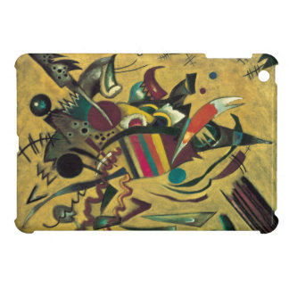 Kandinsky Points Abstract Canvas Painting Cover For The iPad Mini