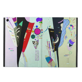 Kandinsky Reciprocal Accords iPad Case