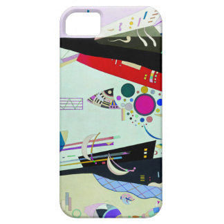 Kandinsky Reciprocal Accords iPhone SE/5/5s Case