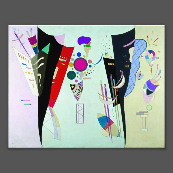 Kandinsky Reciprocal Accords Photo Print