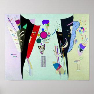 Kandinsky Reciprocal Accords Poster