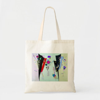 Kandinsky Reciprocal Accords Tote Bag