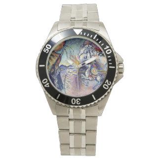 Kandinsky - San Jorge y el dragón Relojes De Mano