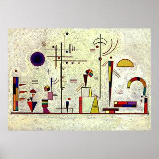 Kandinsky - Serious-Fun Poster