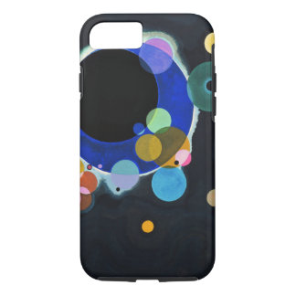 Kandinsky Several Circles Abstract iPhone 7 Case