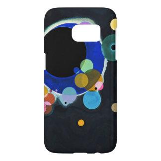 Kandinsky Several Circles Abstract Samsung Galaxy S7 Case