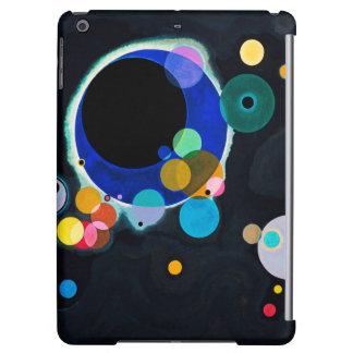 Kandinsky Several Circles Artwork iPad Air Cover