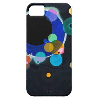 Kandinsky Several Circles Artwork iPhone SE/5/5s Case