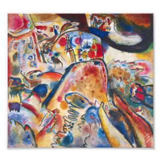 Kandinsky Small Pleasures Photo Print