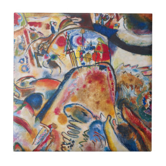 Kandinsky Small Pleasures Tile