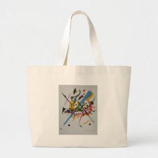 Kandinsky Small Worlds Kleine Welts I Large Tote Bag