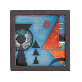 Kandinsky Soft Hard Abstract Jewelry Box