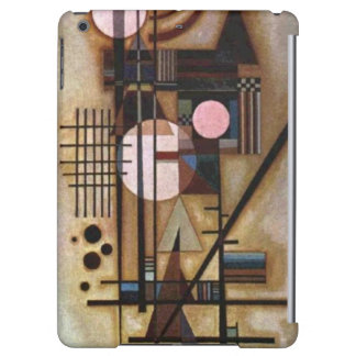 Kandinsky Softened Construction iPad Air Case