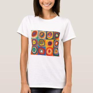 Kandinsky Squares Concentric Circles T-Shirt