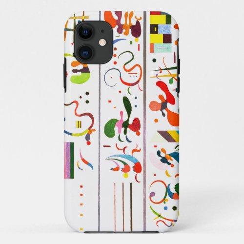 Kandinsky Succession Phone Case