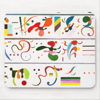 Kandinsky Succession Mouse Pad
