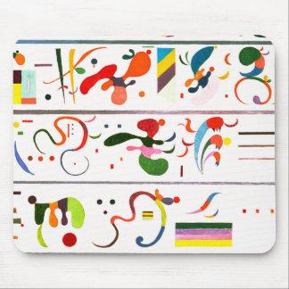 Kandinsky Succession Mouse Pad