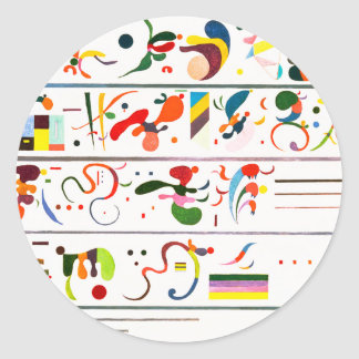 Kandinsky Succession Stickers
