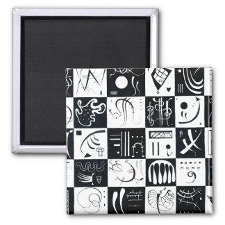 Kandinsky Thirty Magnet