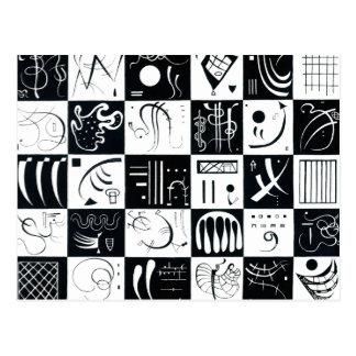 Kandinsky Thirty Postcard