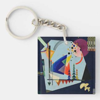 Kandinsky - Three Sounds Keychain