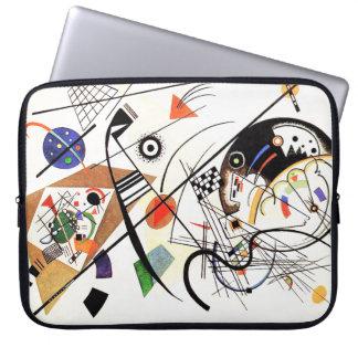 Kandinsky Tranverse Line Laptop Sleeve