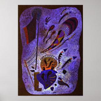 Kandinsky - Twilight Poster