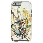 Kandinsky - Untitled, 1918 Funda De iPhone 6 Tough