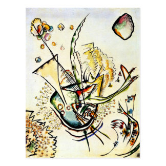 Kandinsky - Untitled, 1918 Postcard