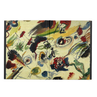 Kandinsky - Untitled, First Abstract Watercolor Powis iPad Air 2 Case