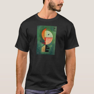 Kandinsky Upward Abstract Painting T-Shirt