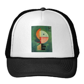 Kandinsky Upward Abstract Painting Trucker Hat