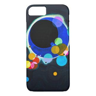 Kandinsky varios caso del iPhone 7 de los círculos Funda iPhone 7