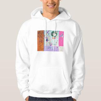 Kandinsky Various Parts Hoodie