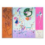 Kandinsky Various Parts Photo Print