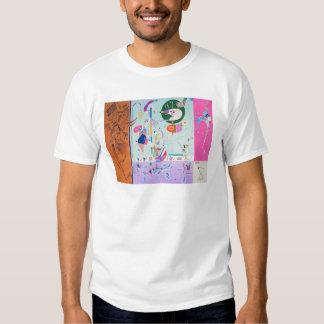 Kandinsky Various Parts T-shirt