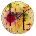 Kandinsky - vibrante reloj
