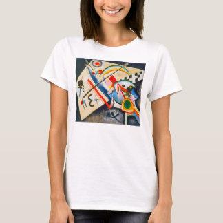 Kandinsky White Cross T-shirt