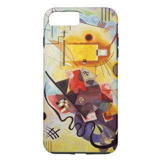 Kandinsky Yellow Red Blue iPhone 7 Plus Case