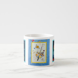 Kandinsky's Collection A Espresso Cup