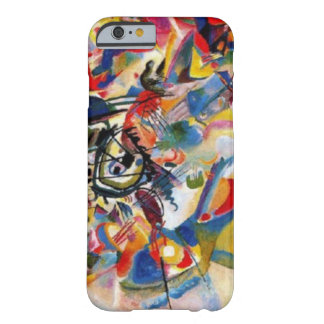 Kandinsky's Composition VII Barely There iPhone 6 Case