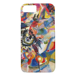 Kandinsky's Composition VII iPhone 7 Case