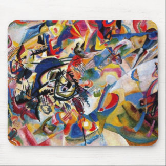 Kandinsky's Composition VII Mouse Pad