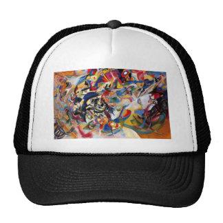 Kandinsky's Composition VII Trucker Hat