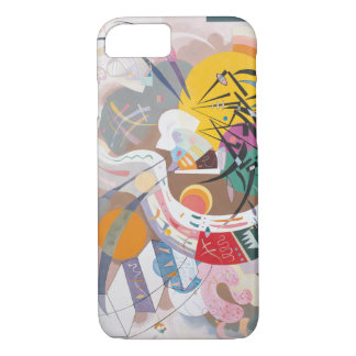 Kandinsky's Dominant Curve Abstract iPhone 7 Case